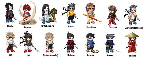 Naruto Characters Names List | www.imgkid.com - The Image ...