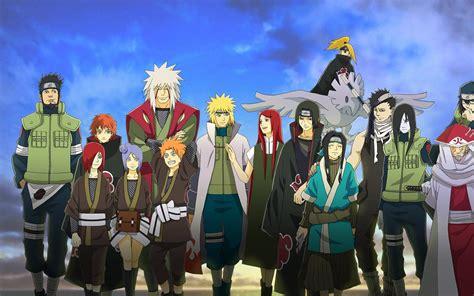 Naruto Characters Wallpapers - Wallpaper Cave