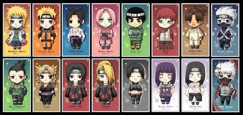 naruto chibis - Naruto Chibi's! Photo (6878936) - Fanpop ...