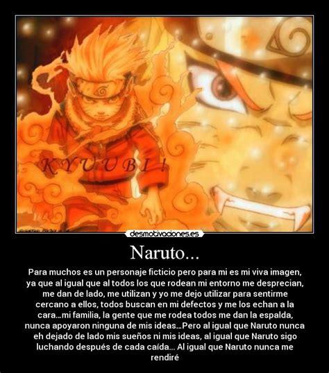 Naruto... | Desmotivaciones