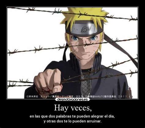 Naruto Desmotivaciones .   Taringa!