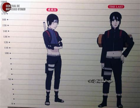 Naruto ~ El crecimiento de los personajes   CENTRAL DE ...