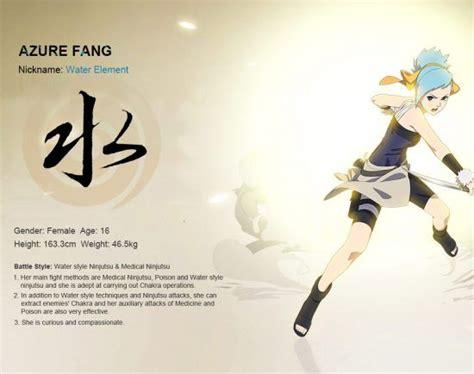 Naruto-En's Naruto Online Azure Fang Intro Guide - http ...