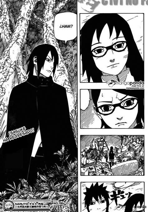 Naruto Gaiden Manga 1 Español   Imágenes   Taringa!