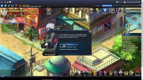 Naruto Online Español: Juego Oficial de Naruto   Juego RPG ...