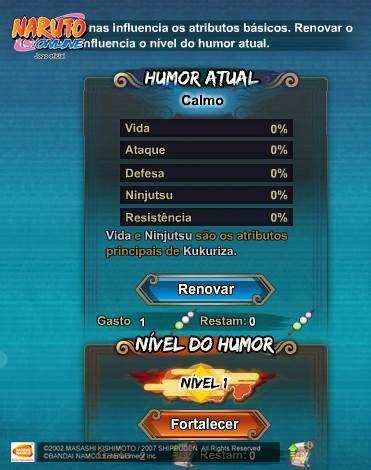 Naruto Online - Guia Humor Naruto Online! Acesse aqui ...