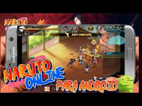 Naruto Online   Jugar Naruto Online en Android   YouTube