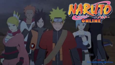 Naruto Online MMORPG Trailer - YouTube