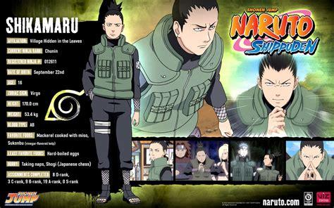 Naruto personajes: Naruto Shippuden perfiles wallpaper