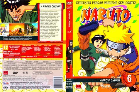 Naruto – 1ª Temporada Completa (7 Discos) | Dvd'sCatalogados