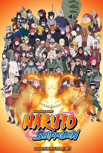 Naruto Shippuden Audio Español Latino   Hackstore