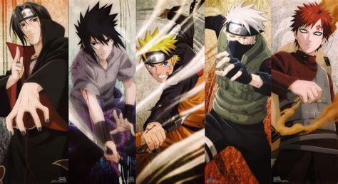 Naruto shippuden capitulos parte 3   Identi