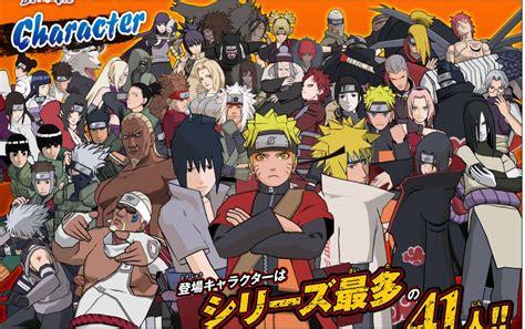 Naruto Shippuden: Ninja Generations MUGEN 2012 - Descargar ...