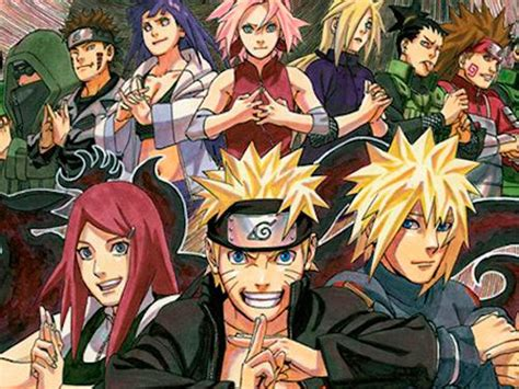 Naruto Shippuden: ¡Regresan los personajes de Road to ...