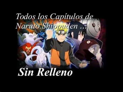 Naruto Shippuden   Todos los capitulos   SIN RELLENO  466 ...