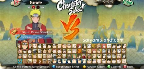Naruto Shippuden Ultimate Ninja Heroes 3 – PSP - Torrents ...