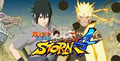 Naruto Shippuden Ultimate Ninja Storm 4   Cómo completar ...