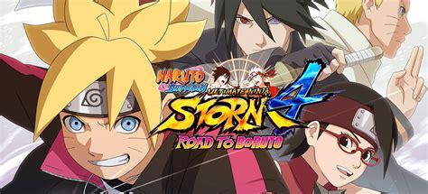 Naruto Shippuden: Ultimate Ninja Storm 4: Road to Boruto ...