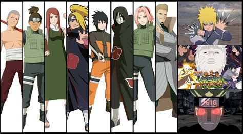Naruto Shippuden: Ultimate Ninja Storm Revolution - Gamecored