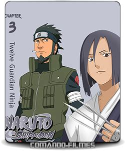 Naruto Shippuuden 3º Temporada HDTV Legendado - Download ...