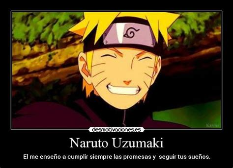 Naruto Uzumaki | Desmotivaciones