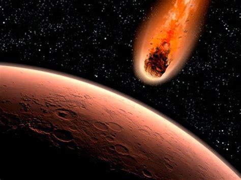 NASA descubre raro meteorito en el planeta Marte (FOTOS ...