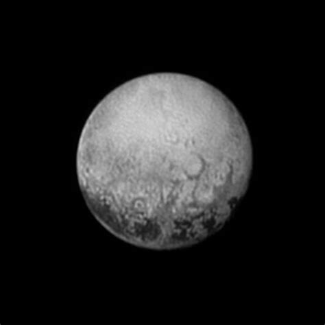 NASA Releases Stunning Color Images of Pluto and Charon ...