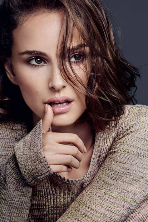 Natalie Portman y su piel exquisita. La perfección de la ...