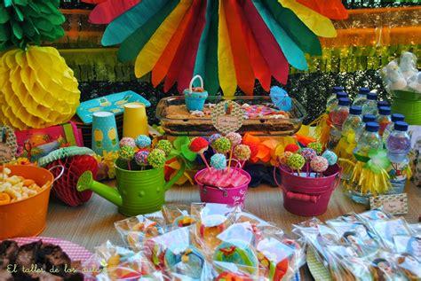 nataly´s handicrafts: Fiestas de cumpleaños temáticas