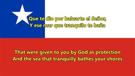 National Anthem of Chile  ES/EN lyrics    Himno Nacional ...