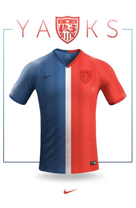 National football teams concept jersey design, Nike ...