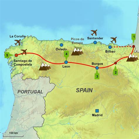 Navarra   Galicia | Caminos touring holidays in Spain