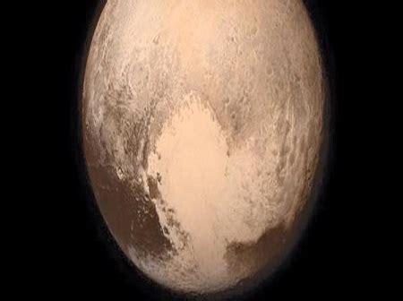 Nave de la NASA hizo nuevos descubrimientos en Plutón ...