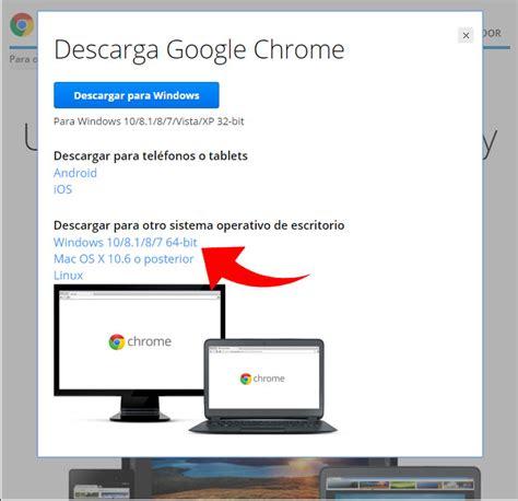 Navegador Chrome para 64 bits   NERVsoft.net
