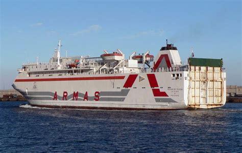 Naviera Armas inicia la línea Las Palmas Laayoune con el ...