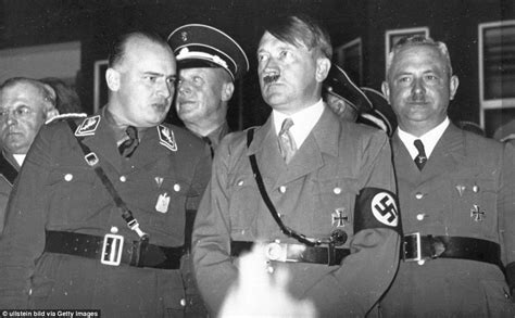 Nazi sons Niklas Frank and Horst von Wachter look back at ...