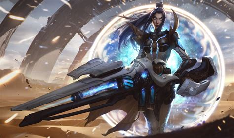 NB Yasuo and DB Riven High Res 3840x1093 requested  +bonus ...