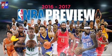 NBA 2016 2017: A fresh start with interesting changes ...