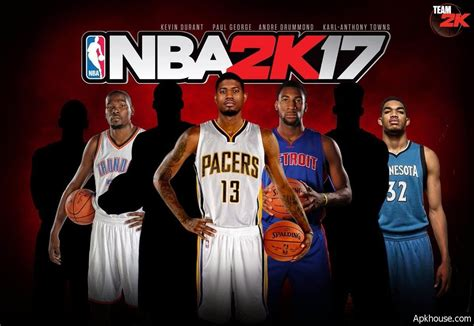 NBA 2K17 apk mod 0.0.27 NBA Basketball 2017 Apk + data ...