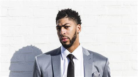 NBA All-Star MVP Anthony Davis on the Art of the ...