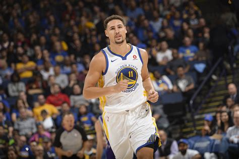 NBA: Klay Thompson's Doppelgänger Upstaged Him at Game | Time