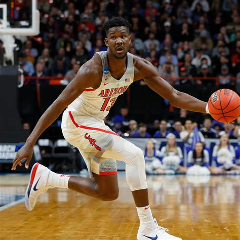 NBA Mock Draft 2018: Updated 1st Round Predictions ...