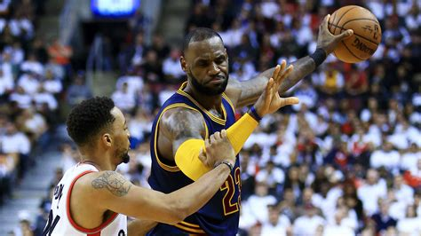 NBA playoffs 2017: LeBron James  ascent one of three ...
