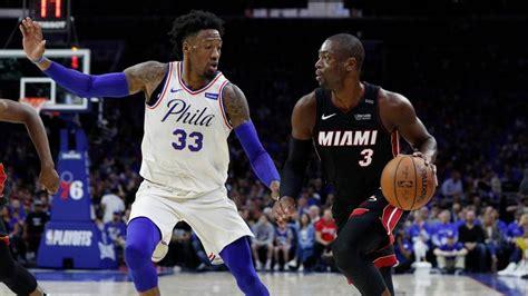 NBA Playoffs: Wade alcanza el top 10 histórico de ...