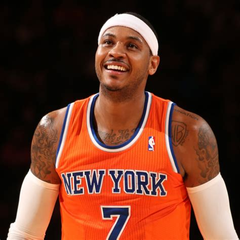 NBA Trade Rumors: Carmelo Anthony Lands in Los Angeles ...