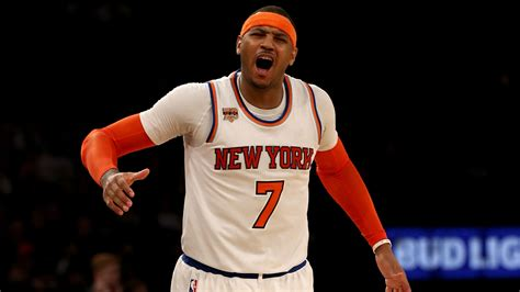 NBA trade rumors: Carmelo Anthony says he won t leave ...