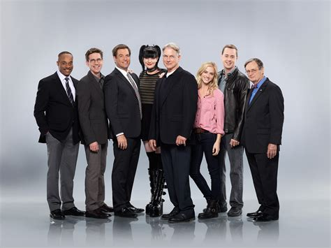 NCIS: New Showrunners Named for CBS Series - canceled TV ...