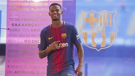Nelson Semedo swaps Benfica for Barcelona