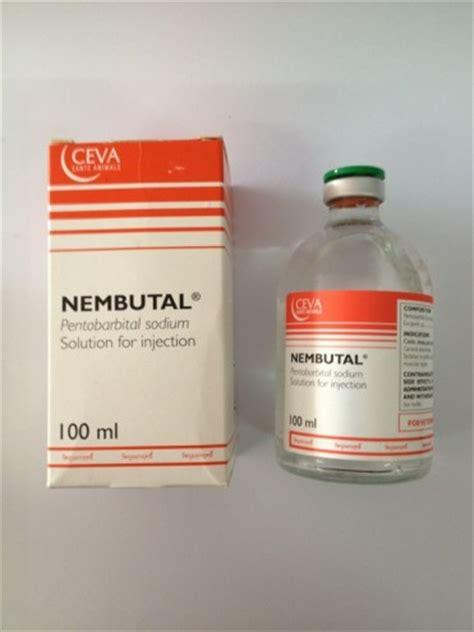 Nembutal - définition - What is