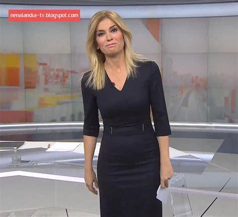 Nenalandia tv: Sandra Golpe   A3 Noticias   09/02/18
